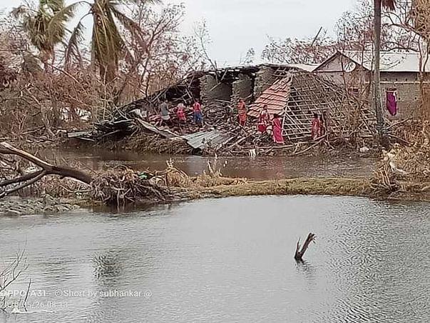 Help the Amphan Hit Villages