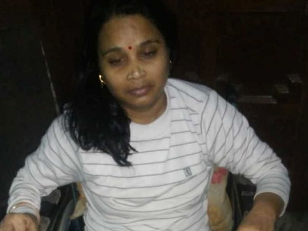 36 Yrs Lalita Goyal of Agra Needs urgent Help for her Spine Surgery!!!