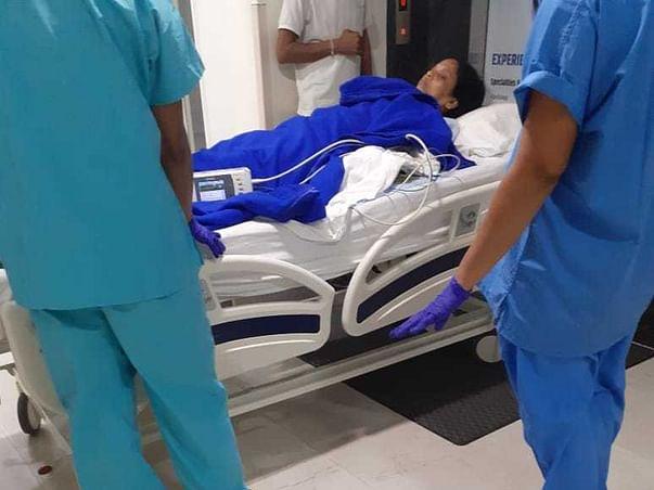 Support Amita Das Recover From Critical Brain Haemorrhagae