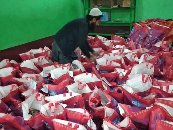 Help Us To Feed Poor, Daily Wage Earners and Needy in the Lockdown