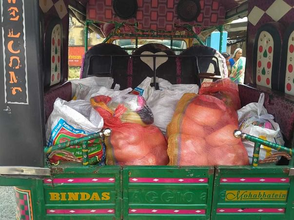 Help The Poor With Food In This Pandemic Situation