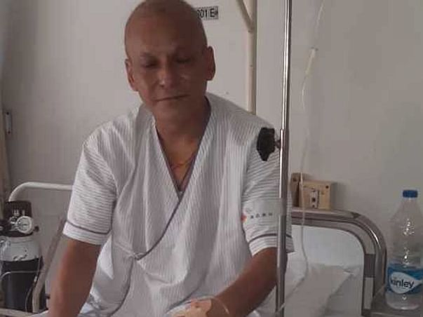 Help my friend Dipak Thapa fight Squamous cell carcinoma of Molar tissue