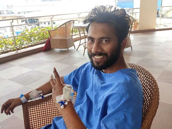 My Friend Sujay Patil Is Struggling With Colon Cancer, Help Him