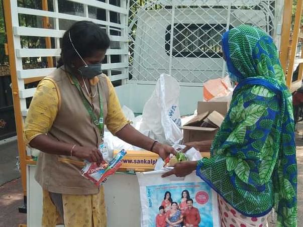 Donate a Grocery kit
