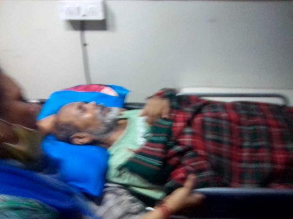 Help my friend Birendra Chandra Das fight Non small cell lung cancer