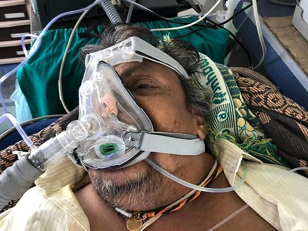 56 Years Old Motukuri Yadagiri Needs Your Help To Fight For Kidney Failure
