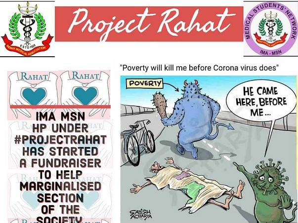 Project RAAHAT: India fights Corona virus