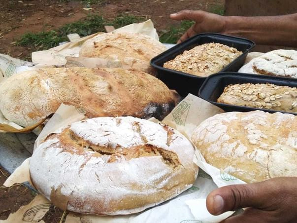 Bread For The Hungry