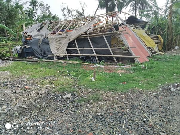 Pledge your support to Nishtha's Cyclone Amphan Relief Efforts