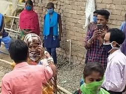 COVID 19 Awareness Kit Distribution Sanitization In Village Of Bihar
