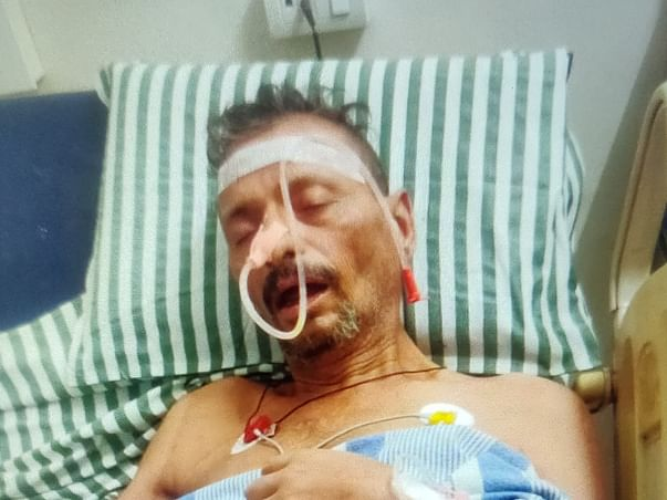 Help my son to fight for his life suffering from liver cirrhosis