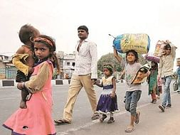 Help Migrant Labourers to reach home