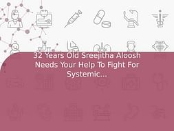 32 Years Old Sreejitha Aloosh Needs Your Help To Fight For Systemic Lupus Erythematosus (SLE)