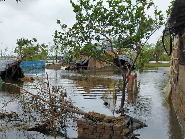 Donate a meal to villagers devasted by Amphan Cyclone