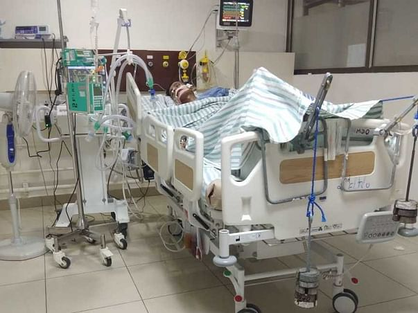 Support Om Bahadur Chatri recover from accident injuries