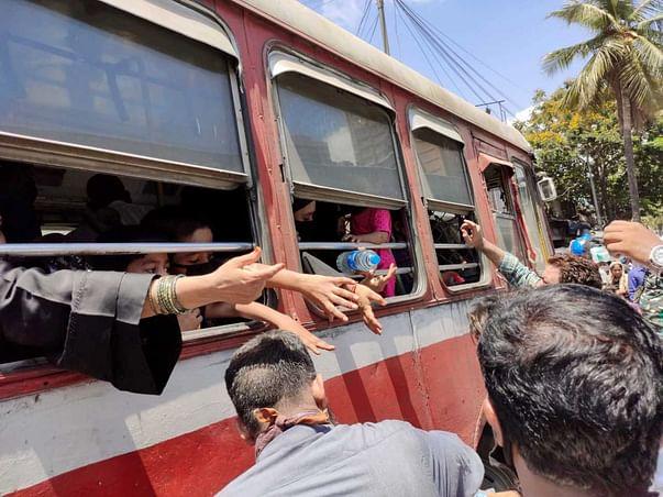 Help Slum Dwellers Migrant's & Daily Wage Worker's