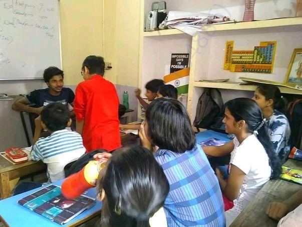 Spoken English class