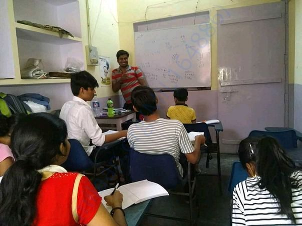 Mathematics improvement class