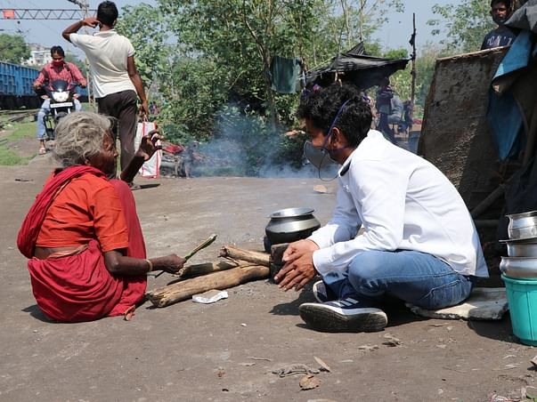 Covid-19/Jharkhand: Help us feed the poor & neglected !