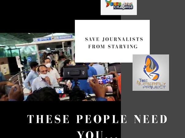 Let's Save Journalists in Dire Need!