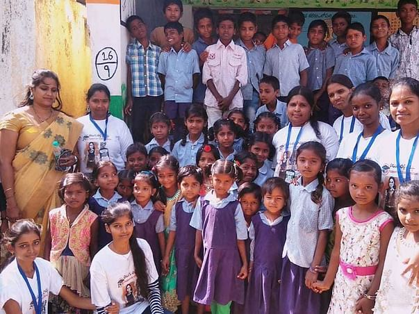 Support Sneha to help Save and Educate Girl Child