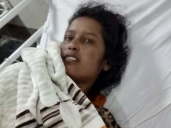 40 Years Old Sadimela Ballavva  Needs Your Help Fight Hyperpyrexia (High Fever)