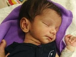 My 7 Days Old Nephew Is Struggling With Blood Clot In Brain, Help Him