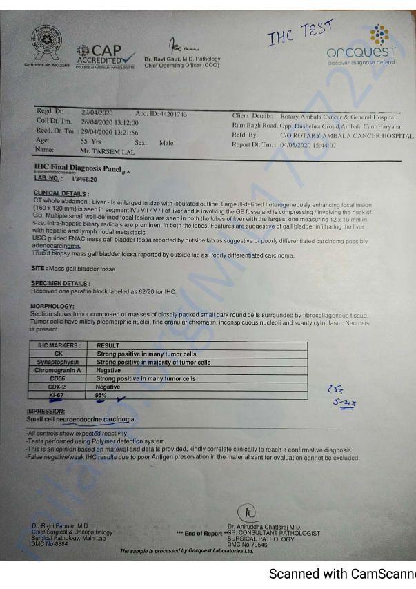 FNAC Report