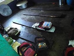 Help Gawali school to repair the leaking roof.