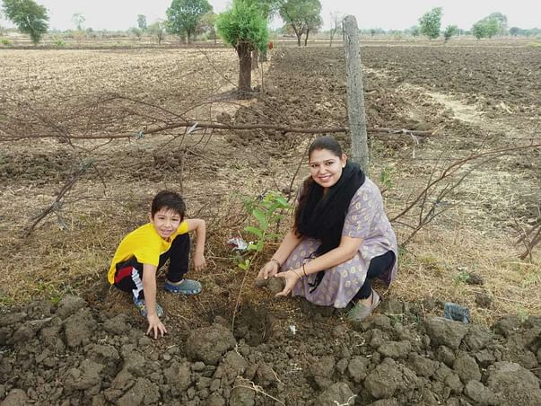 Support Us To Plantation Of 2000 Trees