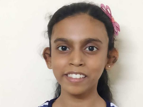 13 Years Old Avani Nilesh Shinde Needs Your Help Fight Liver Failure