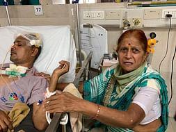 Support Shekhar Kulkarni fight/recover from accident