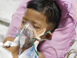 Please Help Me My 4-Year-Old Daughter, Sharon your help to save life