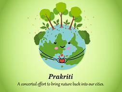 Help Mission Prakriti - Bring Nature back into your city!