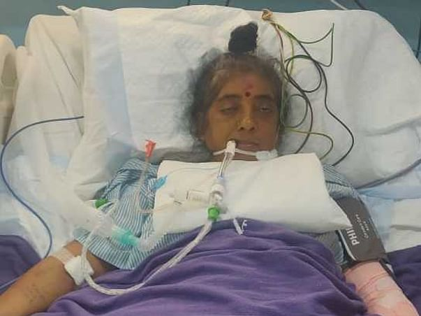 Urgent help required for 57yr old Shakunthala M to Fight Liver Failure