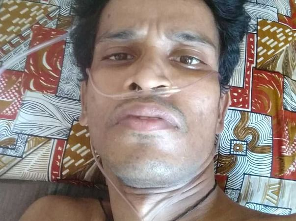 36 Years Old Ts Senthil Needs Your Help Fight Chronic Lung Disease
