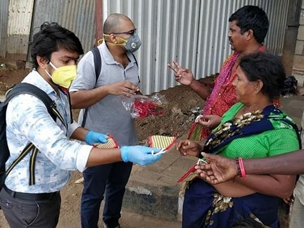 Donate Masks to Needy People During COVID-19 Pandemic