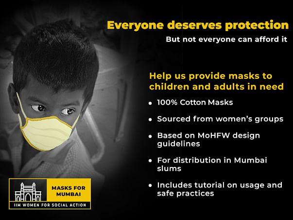 Masks for Mumbai (#masks4mumbai)