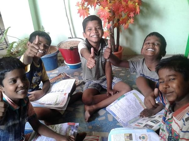 Own House for the Deprived Children