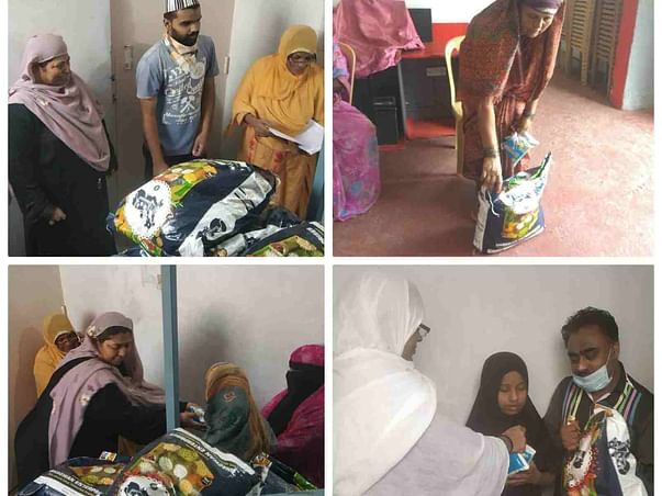 Pledge your support to RAZA's COVID - 19 relief in Bengaluru