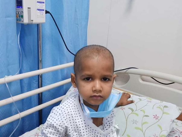 Prashanto has cancer and he needs your help to survive