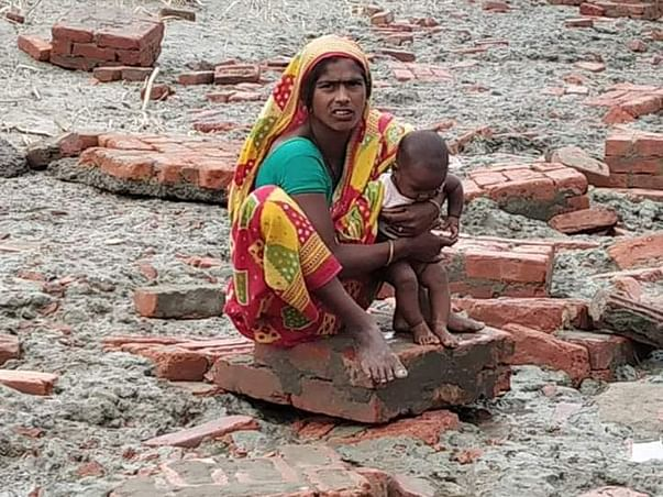 Contribute for the amphan affected people of Sundarban