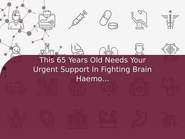65 Years Old Durga Dhakur Needs Your Help To Fight For Brain Haemorrhage And Needed Surgery