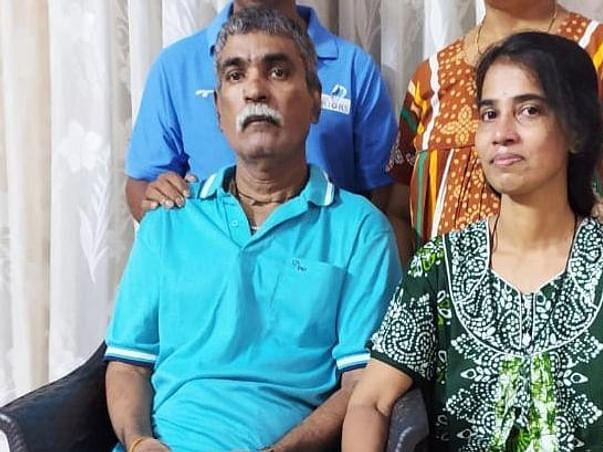 52 Years Old Mahabala Needs Your Help Fight Brain Haemorrhage