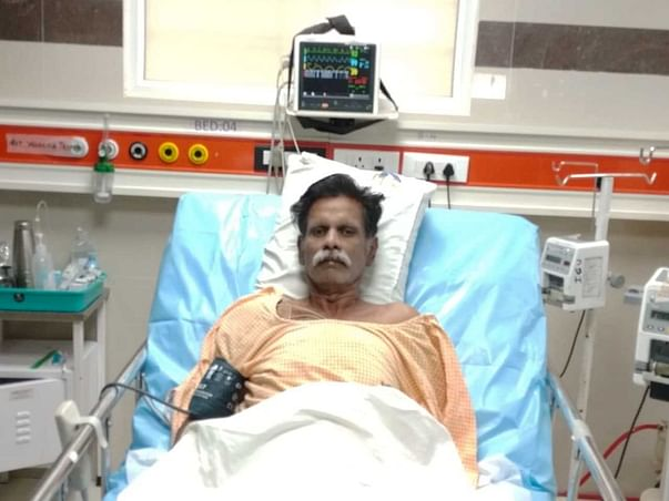 My Father Needs Your Urgent Support In Fighting Intestine Infection