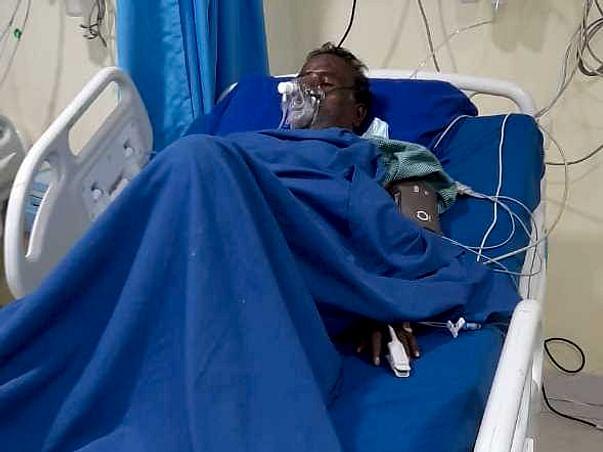 Support Neelaprabekar  Recover From Heart Stroke
