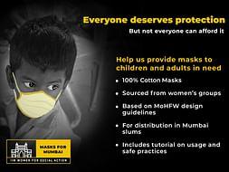 Masks for Mumbai
