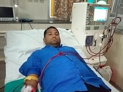 31 Years Old Aapparao Sabale Needs Your Help Fight Kidney Problem