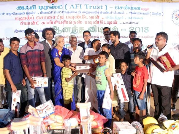 Support Meenakshi Educational Trust to Help during COVID-19 Crisis