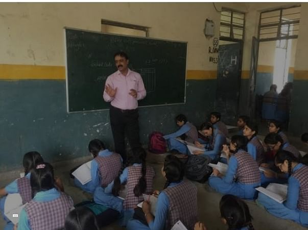 Help  To  Affected  Private School Teachers During  Covid-19